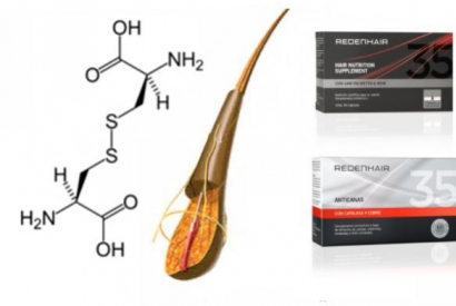 L-cysteine: the main hair growth-stimulating amino acid