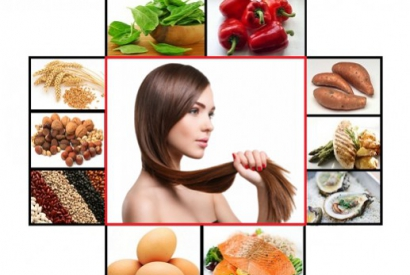 Foods to strengthen hair