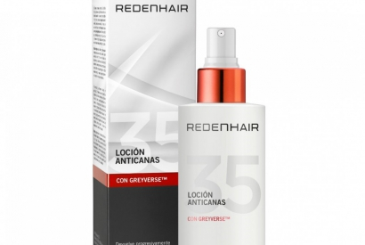 ANTI-GREYING LOTION, STOPS AND REVERSES THE CAPILLARY ENCOURAGE PROCESS.