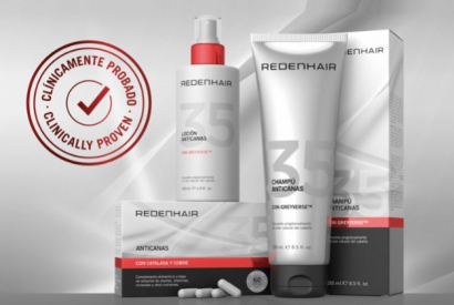 REDENHAIR ANTI GREY HAIR TREATMENT: PROVED RESULTS BY A CLINICAL STUDY